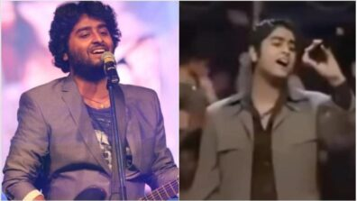 When Arijit Singh was eliminated from a reality show