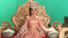 When Avneet Kaur turned a queen in real life