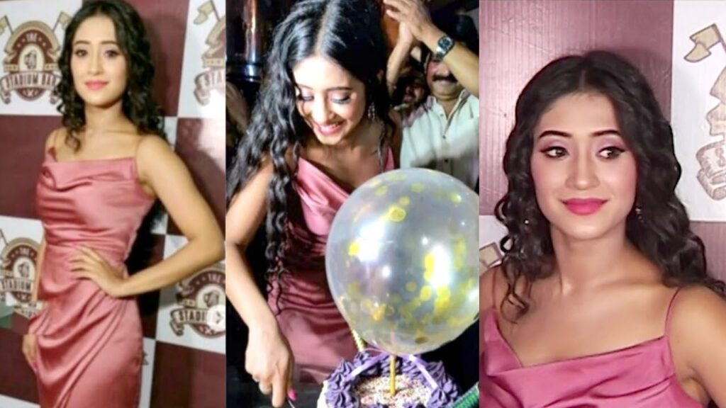 When Shivangi Joshi dresses in pink 3