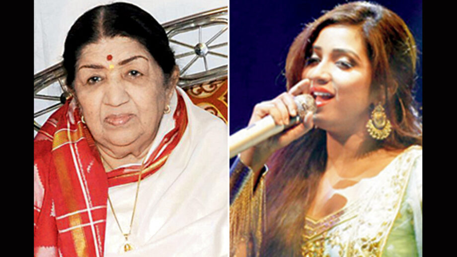 When Shreya Ghoshal impressed the audience by performing a Lata Mangeshkar song at Berklee World School of Music