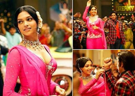 Which Deepika Padukone's Movie look inspired you more? 2