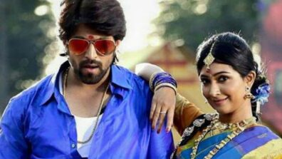 Yash and Radhika Pandit photos will leave you completely stunned