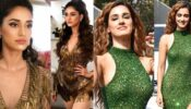 6 times Disha Patani has nailed her look in glitter lehenga