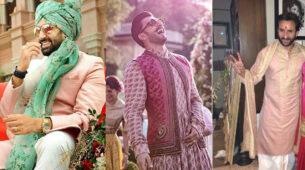 Abhishek Bachchan Vs Ranveer Singh Vs Saif Ali Khan In Sabyasachi: Who Looks Most SEXY? 1