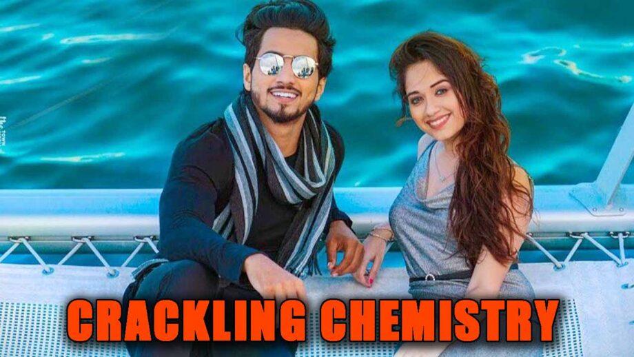 Aeroplane song: Faisu and Jannat Zubair's crackling chemistry makes it a must watch