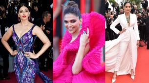 Aishwarya Rai Bachchan Vs Deepika Padukone Vs Sonam Kapoor: Who is Cannes QUEEN?