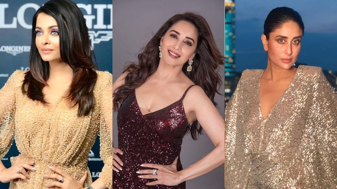 Aishwarya Rai Bachchan Vs Madhuri Dixit Nene Vs Kareena Kapoor Khan – Who gives major clubbing outfit goals? thumbnail