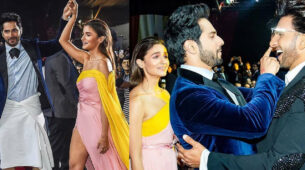 Alia Bhatt's most adorable moments with Ranveer Singh, Varun Dhawan and Vicky Kaushal 1