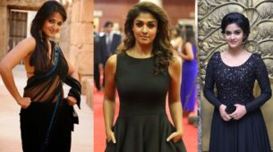 Anushka Shetty VS Nayanthara VS Keerthy Suresh: Who is sultrier in Black outfits?