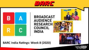 BARC India Ratings: Week 8 (2020); Kundali Bhagya, Fear Factor-Khatron Ke Khiladi and Indian Idol Finale are top 3