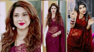 Beyhadh 2: Every time Jennifer Winget Stuns In Saree 12