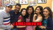 Bhavna Vyas and Rajan Shahi's Kameenkhori crosses 4.5 million views!