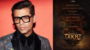 Boycott Takht: Will Karan Johar be forced to shelve the film?