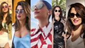 Checkout different shades of Bollywood beauties: Tara Sutaria, Priyanka Chopra Jonas, Sonam Kapoor, Nora Fatehi and Madhuri Dixit Nene