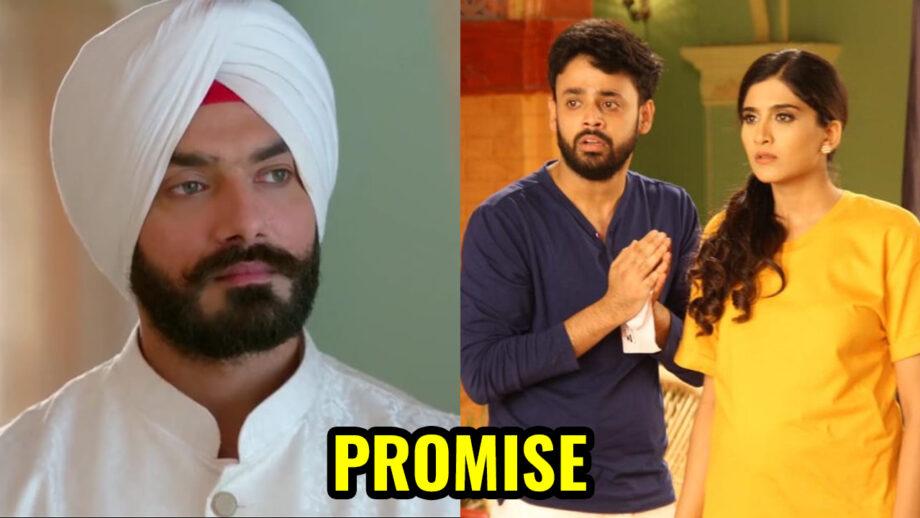 Choti Sarrdaarni: Rana's promise to Sarabjit and Meher