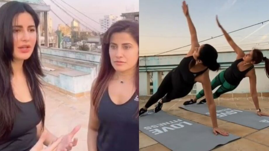 Katrina Kaif Gives Tutorial On Home Workout During Self-Isolation