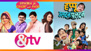 Fascinating line-up of Comedy, Inspiration, Excitement, and Devotion only on &TV