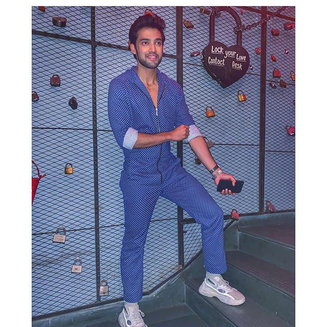 Fusion Outfits Of Parth Samthaan That You Can Copy 7