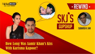 How Long Was Aamir Khan's Kiss With Karisma Kapoor? 1