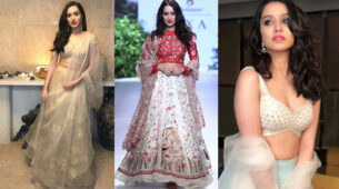 IN PHOTO: Get the 'PERFECT' lehenga look like Shraddha Kapoor