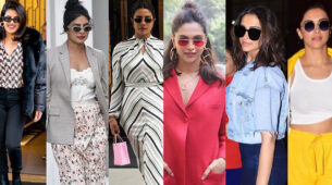 IN PHOTOS: Priyanka Chopra Jonas and Deepika Padukone's hottest looks in their sunglass collection 8
