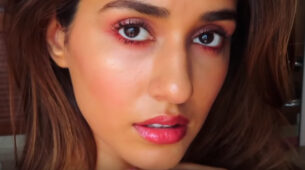 IN VIDEO: This is how Disha Patani is giving us 'makeup tutorial' during her quarantine days