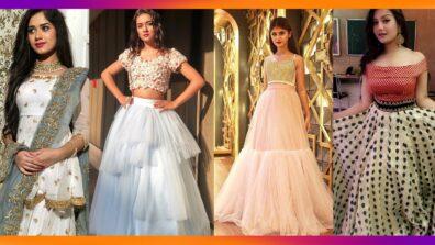 Jannat Zubair, Avneet Kaur, Arishfa Khan, Aashika Bhatia: Styles for your BFF's Haldi and Mehendi with these outfits!