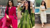 Jannat Zubair, Avneet Kaur, Arishfa khan: Who wore designer suits better?