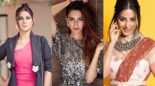 Jennifer Winget vs Erica Fernandes vs Hina Khan: Who Follows SPUNKY Fashion?