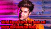 Khatron Ke Khiladi 10 Written Episode Update 29th March 2020: Shivin Narang aborts two stunts and enters elimination round