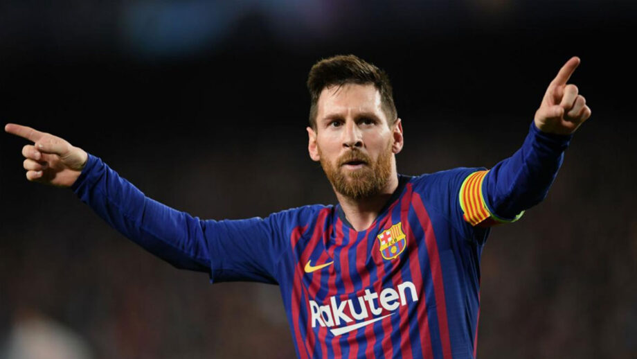 Lionel Messi Our Favourite Footballer For Over A Decade
