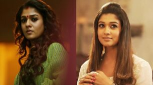 Nayanthara In Curly Or Straight Hair: Rate The Best Look?