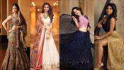 Nayanthara, Keerthy Suresh, Nikki Galrani, Iswarya Menon: The celeb-inspired lehenga look will make your money worth it!