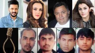 #NirbhayaVerdict: Bollywood celebs Riteish Deshmukh, Taapsee Pannu, Shraddha Kapoor and Preity Zinta express their feelings