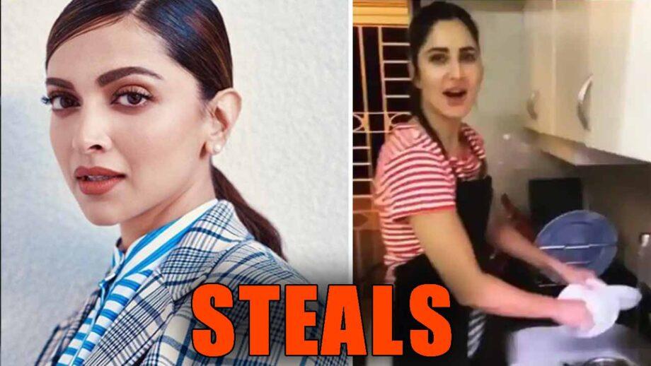 Deepika Padukone slams Katrina Kaif for stealing her idea