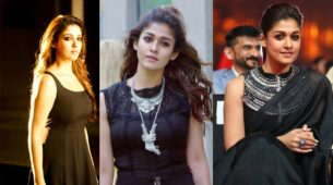 OMG! Nayanthara charms us in black outfits!