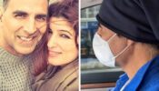 OMG: Twinkle Khanna injures her foot, hubby Akshay Kumar drives her to the hospital