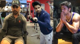 Parth Samthaan, Zain Imam, Karan Wahi and Other TV Celebs Who Take Their Workout Seriously