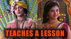 RadhaKrishn: Krishn teaches a lesson to Satyabhama