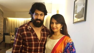 Reasons Why Yash and Radhika Pandit Make The Most Iconic Couple In Tollywood