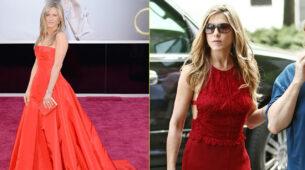 RED ALERT: Glam looks of Jennifer Aniston