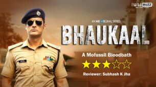 Review of MX Player's Bhaukaal: A Mofussil Bloodbath 1