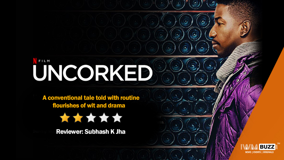 Review of Netflix film Uncorked: A conventional tale told with routine flourishes of wit and drama