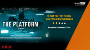 Review of Netflix movie The Platform: Is Just The Film To Stay Away From During Corona
