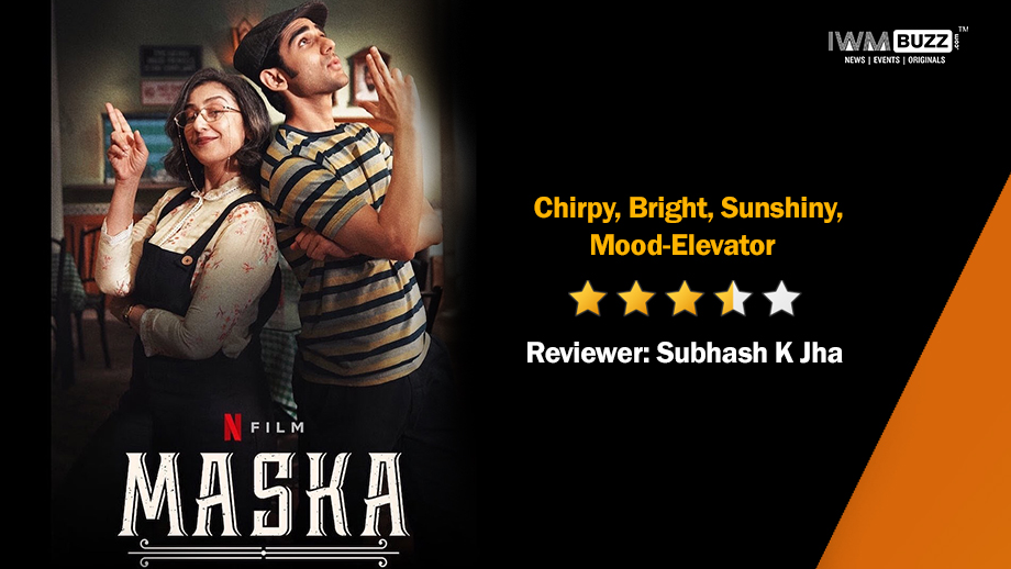 Review of Netflix's Maska: Chirpy, Bright, Sunshiny, Mood-Elevator 1