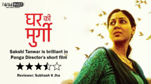 Review of Sony LIV 's Ghar Ki Murgi: Sakshi Tanwar is brilliant in Panga Director's short film
