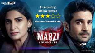 Review of Voot Select series Marzi: An Arresting MeToo Flipflop