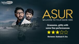 Review of Voot Select's Asur: Gruesome, gritty with some fine performances