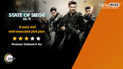 Review of Zee 5's State Of  Siege 26/11: A pacy and well-executed plot plan