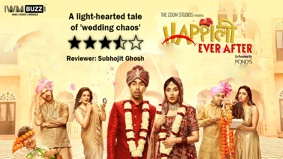 Review of  Zoom Studios' Happily Ever After - A light-hearted tale of 'wedding chaos'
